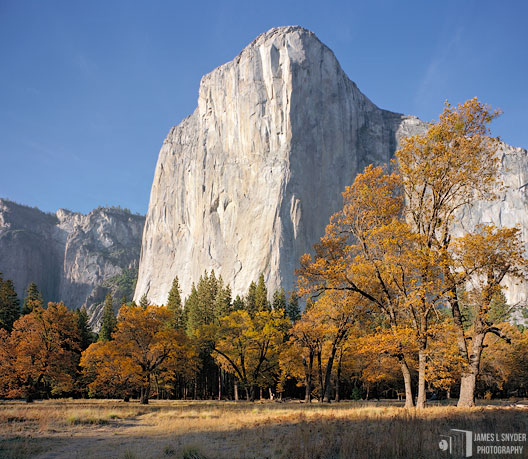 El Capitan, Autumn