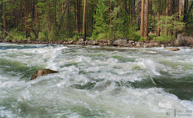 Merced River Fury